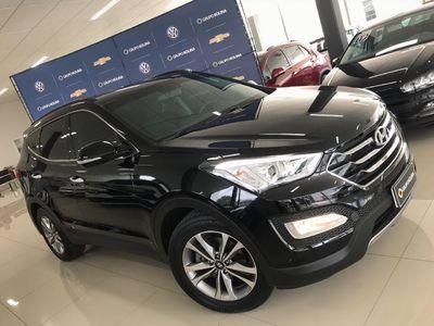 Hyundai Santa Fe 3.3L V6 4x4 (Aut) 5L 2016}