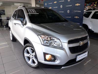 Chevrolet Tracker LTZ 1.8 16v Ecotec 2015}