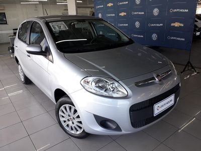 Fiat Palio Attractive 1.4 EVO (Flex) 2017}