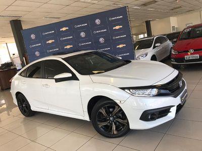 Honda Civic Touring 1.5 Turbo (Aut) 2018}