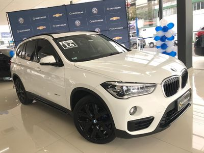 BMW X1 Active 2.0 25i (Flex) 2016}