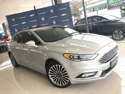 Ford Fusion 2.0 16V 4WD GTDi Titanium (Aut) 2017}