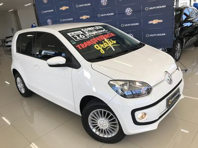Volkswagen up! 1.0 12v Move-Up 4p 2016}
