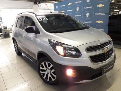 Chevrolet Spin 1.8 Activ 8V Flex 4p Aut 2017}