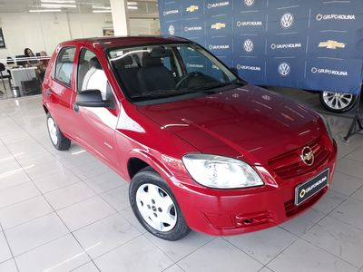 Chevrolet Celta Spirit 1.0 VHC (Flex) 2009}