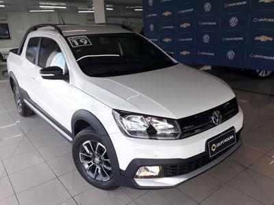Volkswagen Saveiro Cross 1.6 CD 2019}