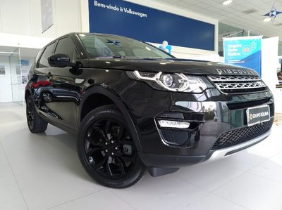 Land Rover Discovery Sport HSE 2.0 Si4  2015}