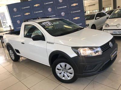 Volkswagen Saveiro Robust 1.6 CS 2018}