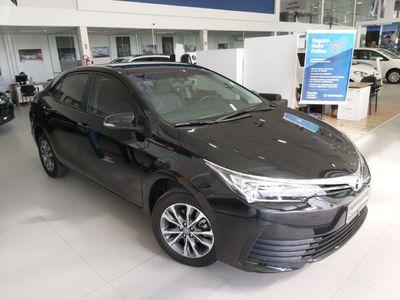 Toyota Corolla GLi 1.8 16V (flex) (aut) 2018}