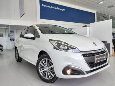 Peugeot 208 1.6 16V Griffe (Flex) (Aut) 2017}