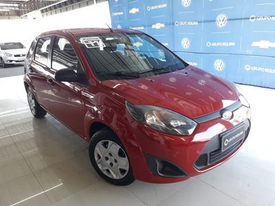 Ford Fiesta 1.0 (Flex) 2011}
