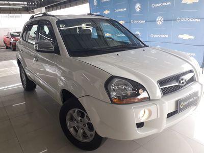 Hyundai Tucson GLS 2.0 16V (aut) 2017}