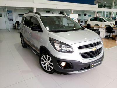 Chevrolet Spin 1.8 Activ 8V Flex 4p Aut 2018}