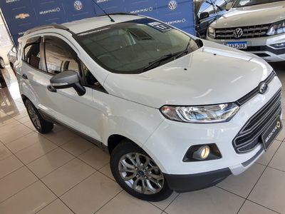 Ford Ecosport Freestyle 1.6 (Flex) 2017}