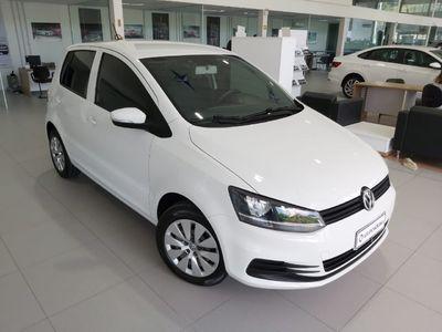 Volkswagen Fox Trendline 1.6 MSI 2015}