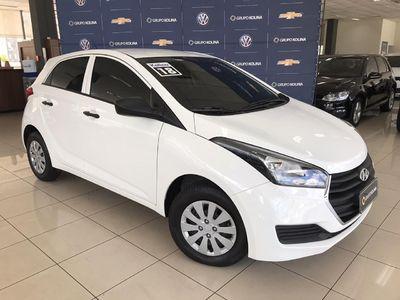 Hyundai HB20 1.0 Comfort 2018}
