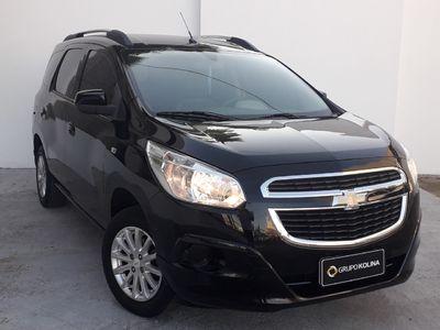 Chevrolet Spin 1.8 LT 8V FLEX 4P MANUAL 2014}