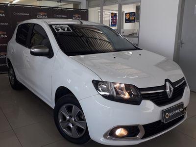 Renault Sandero Vibe 1.0 (Flex) 2017}