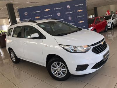 Chevrolet Spin LT 1.8 (Aut) 2020}