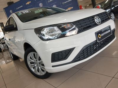 Volkswagen Voyage Trendline 1.0 2019}