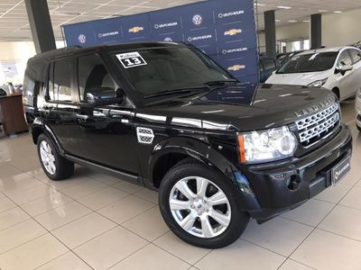 Land Rover Discovery 4 SE 3.0 SDV6 4X4 2013}