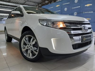 Ford Edge Limited 3.5 AWD 2014}