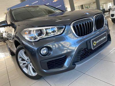 BMW X1 Active 2.0 sDrive (Flex) 2017}