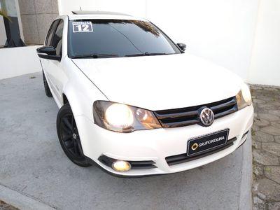 Volkswagen Golf 1.6 MI SPORTLINE 8V FLEX 4P MANUAL 2012}