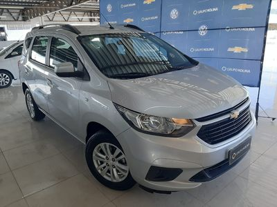 Chevrolet Spin 1.8 LT 8V FLEX 4P MANUAL 2019}