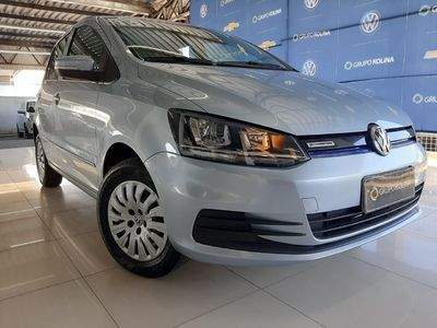 Volkswagen Fox 1.0 TEC  BlueMotion (Flex) 4p 2015}