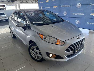 Ford New Fiesta Sedan 1.6 SE PowerShift (Aut) 2014}