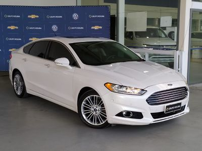Ford Fusion 2.0 16V GTDi Titanium 4WD (Aut) 2016}