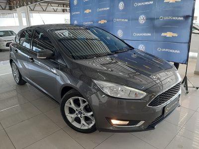 Ford Focus Fastback SE Plus 2.0 2017}