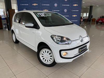 Volkswagen up! 1.0 12v White-Up 2014}