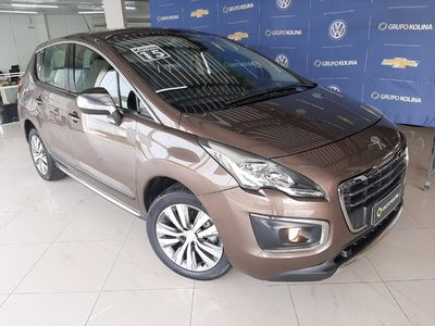 Peugeot 3008 Griffe 2015 Turbo High Pressure 2015}