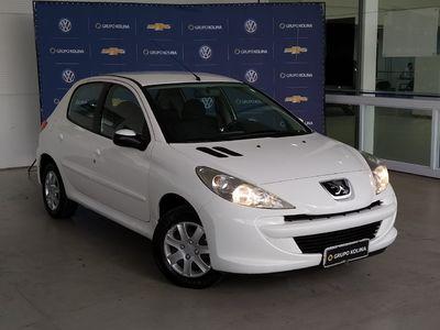 Peugeot 207 Hatch Active 1.4 (Flex) 2014}