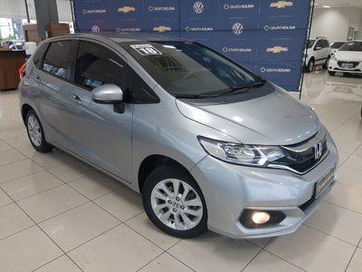 Honda Fit LX 1.5 CVT FLEX  2018}
