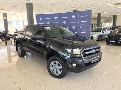 Ford Ranger Cabine Dupla XLS 2.5 FLEX 2017}