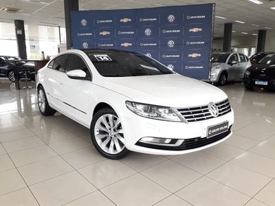 Volkswagen Passat 2.0 TSI CC 2014}