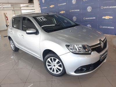 Renault Sandero Expression 1.0 (Flex) 2016}