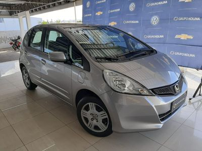 Honda Fit DX 1.4 (Flex) 2013}