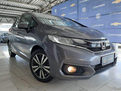Honda Fit EXL 1.5 16V (flex) (aut) 2019}
