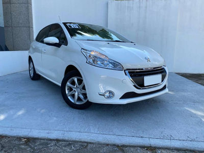 Peugeot 208 1.5 8V Active Pack (Flex) 2015}