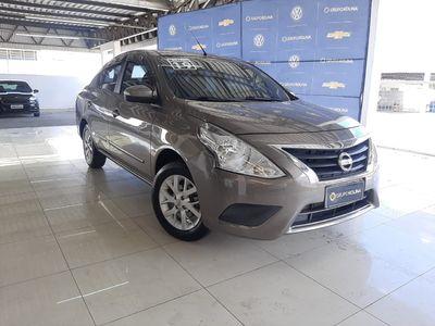 Nissan Versa 1.6 SV 2019}