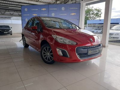 Peugeot 308 Active 1.6 16v (Flex) 2014}