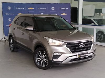 Hyundai Creta Pulse Plus 1.6 2017}