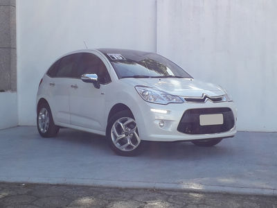 Citroën C3 Attraction 1.5 (Flex) 2015}