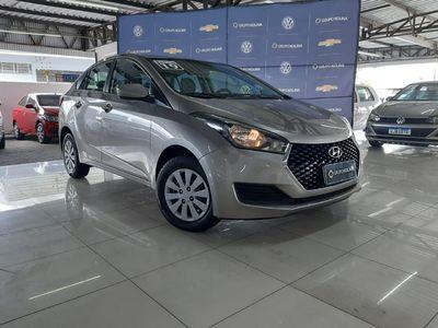 Hyundai HB20S Unique 1.0 MT 2019}