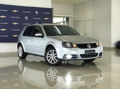 Volkswagen Golf 1.6 MI 8V Sportline Limited Edition 2013}