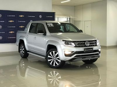 Volkswagen Amarok V6 Extreme 2019}